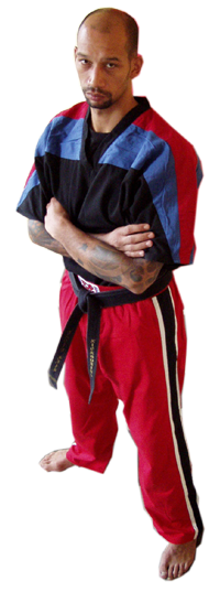 David Reis Kickboxen